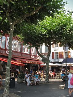 St Jean de Luz, Basque Country, France | Flickr - Photo Sharing!