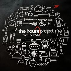 Hanging Out at Balux Cafe : The House Project