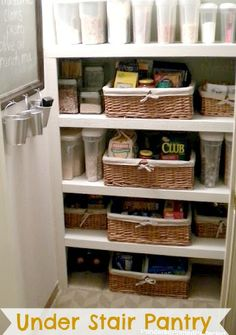 Pondered Primed Perfected: Welcome to our new pantry space