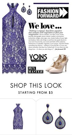 """""""Yoins 43"""" by mihreta-m ❤ liked on Polyvore featuring yoins"""