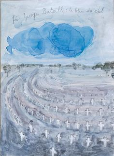 For Georges Bataille: Blue of Noon, 2013