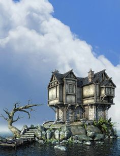 worlds-of-fantasy-medieval-house-large.jpg (500×650)