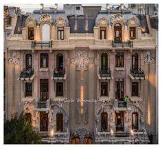 Art Nouveau en Buenos Aires ~ Casa Calise