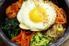 Korean Dolsot Bibimbap (Stone Pot Bibimbap)