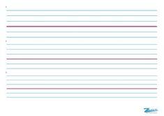 Dans ma valise pédagogique: Lignes seyes différentes hauteurs