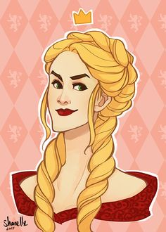 game of thrones - cersei lannister by shorelle on DeviantArt