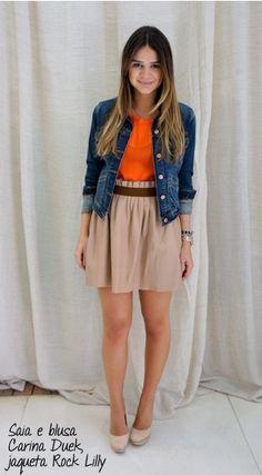 Jaqueta Jeans :)