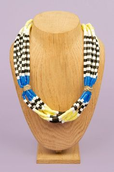 Love this perler bead necklace--it's on supersale or you could try to make your own design! $42