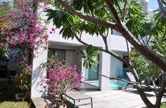 Maison moderne avec piscine - île Maurice