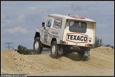 Mercedes 280 GE vainqueur du Dakar 83 en vente sur LBC! - Dakardantan