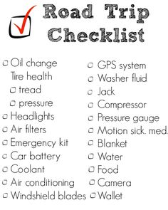 This post brought to you by Sam's Club . The content and opinions expressed below are that of The Typical Mom. If you travel a lot like we do this free printable road trip checklist is going to come in handy!! Nobody wants to forget to check something important before you leave, only to have […]