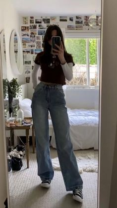 Indie Outfits, Edgy Outfits, Teen Fashion Outfits, Retro Outfits, Cute Casual Outfits, Grunge School Outfits, School Appropriate Outfits, Cute Vintage Outfits, Back To School Outfits For Teens