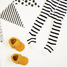 June&January makes the most adorable baby tights, with patterns coming soon!