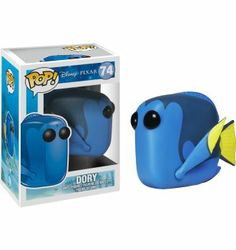 Finding Nemo - Dory Pop! Vinyl Figure http://popvinyl.net #popvinyl #funko #funkopop
