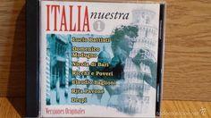 ITALIA NUESTRA 1. CD / BMG - 1998. 15 TEMAS / CALIDAD LUJO.