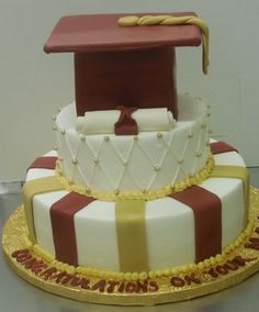 1000 Images About Graduation Cakes On Pinterest