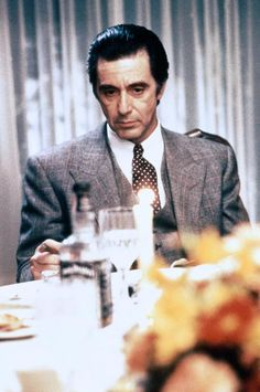 Al Pacino, Scent of a Woman One of the best movies ever and this remake with him,I could watch it dally,twice came ito my dreams!!!!He is ABSOLUTELY OWESOME IN THIS ROLE.
