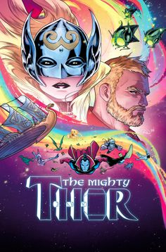 The MIghty Thor: The Asgard/Shi'ar War - Russell Dauterman, Colors: Matt Wilson