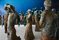 Cancun's underwater museum: new art, on-land visitor center | Get Lost | an SFGate.com blog