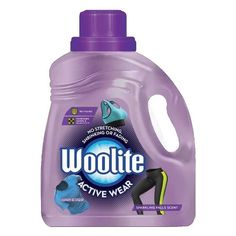 Active Wea| Woolite Active Wear Laundry Detergent - 100oz : Target