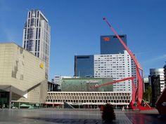 West 8 - Schouwburgplein, Rotterdam