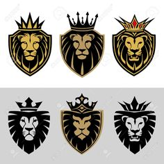 Head Lion Silhouette Vector Images (over - Page 3 Lion Silhouette, Silhouette Vector, Lion Vector, Vector Art, Logos Gym, Leon Logo, Lion Of Judah Jesus, Lion Forearm Tattoos, Lion Head Logo