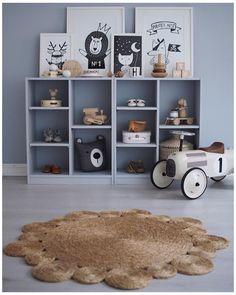Billy Ikea, Ikea Billy Bookcase Hack, Kids Bookcase, Ikea Hack Kids, Ikea Kids Room, Kids Bedroom, Scandinavian Kids Rooms, Kids Room Design, Baby Room Decor