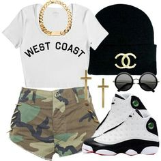 Women'S sneakers outfits 2017 / 2018 clothes casual outift for Dope Outfits, Swag Outfits, Outfits For Teens, Girl Outfits, Casual Outfits, Fashion Outfits, Outfits With Jordans, Jordan Outfits For Girls, Jordans Girls