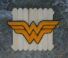 Wonder Woman Patch  Iron or Sew On by TheFeltFrog on Etsy, $12.00