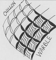 Warble zentangle pattern - Google Search