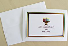 KWANZAA Greeting Card  This card is a departure from my usual creations.  I have taken advantage of all the digital graphics at my disposal in designing this card.  I wante... #photogifts #dailyetsysales #pamsfabphotos #epsteam #handmadekwanzaacard #kwanzaafreeshipcard #blankkwanzaacard #kwanzaaforthem #kwanzaaphotocard #kwanzaafamilycard #kwanzaacandlescard #kwanzaanotecardsets