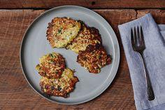 Cauliflower Patties: http://f52.co/1fYExhJ #Food52.