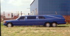 80's Porn Star Hearse is Looong