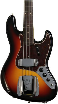 Fender American Vintage '64 Jazz Bass - 3 Color Sunburst