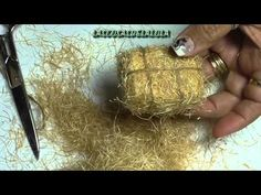 COMO HACER MUSGO, HIERBA, PAJA PARA EL BELEN - YouTube Miniature Trees, Miniature Crafts, Miniature Dolls, Jungle Theme Birthday, Horse Birthday Parties, Cowboy Birthday, Christmas Nativity Scene, Christmas Crafts, Diy Craft Projects