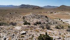 Topaz Mountain, Utah.  Gem Hunting Site.  Wikipedia.