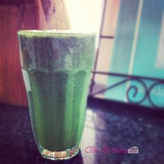 As I mentioned in a previous post, I was a little weary when I first tried/heard of the green smoothie/green monster movement. But as I mentioned in the post, despite the colour, these smoothies ar. Smoothie Recipes With Yogurt, Vegan Smoothies, Green Smoothies, Spirulina Recipes, Avacado Smoothie, Easy Detox, Love Your Skin, Chia Seeds, Glowing Skin