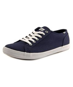 fbf6dab8a5161 KEDS Keds Roster Ltt Core Men Round Toe Canvas Blue Sneakers .  keds  shoes   sneakers