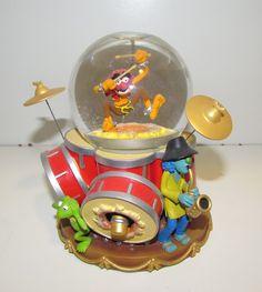 Globo con acqua MUPPETS Animal Midi SNOWGLOBE Muppet Show Snow Globe in Collezionismo, Personaggi da collezione, Disney | eBay