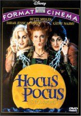 Hocus Pocus!  I have to watch it every Halloween!