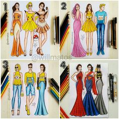 What's your favorite? 1, 2, 3, 4 Qual é a sua favorita? -------------------------