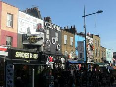 Camden town, London ❤