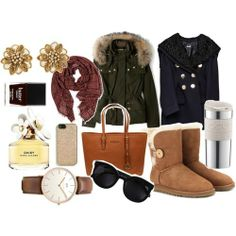 A little too complicated, but takes out a few things, and its really cute and chic!