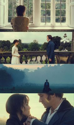 pride and prejudice. the soundtrack is amazing.