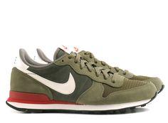 Nike Internationalist Leather  Cargo Khaki | Novoid Plus  631755-300