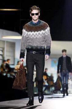 Dsquared2 Fall Winter Menswear 2012