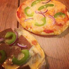 Pita-pizza Pita Pizzas, Vegetable Pizza, Vegetables, Recipes, Food, Recipies, Essen, Vegetable Recipes, Meals