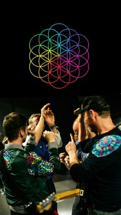 """coldplay: """" And break! Post huddle and ready for show. Coldplay Band, Coldplay Concert, Beautiful World Lyrics, Chris Martin Coldplay, Jonny Buckland, Sky Full Of Stars, Band Posters, Imagine Dragons, Dark Horse"""