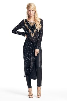 Enjoy an additional off all sale prices including our beautiful soiree pieces, like this embellished silk tunic dress. Find your perfect holiday ensemble! Ethnic Wedding, Silk Tunic, Embellished Dress, Playing Dress Up, Going Out, Boho, My Style, Stylish, How To Wear