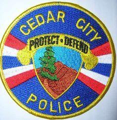 Cedar City PD UT